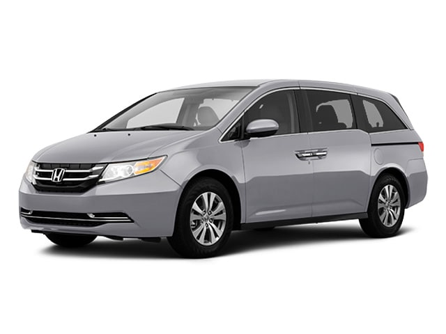 New 2016 Honda Odyssey EX-L Van Passenger Van Minneapolis