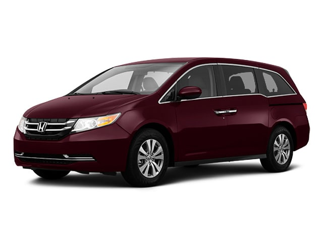 New 2016 Honda Odyssey EX-L w/RES Van for sale in the Boston MA area