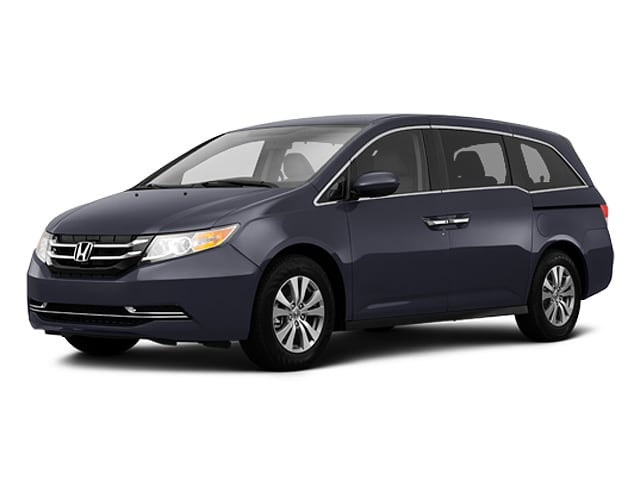 New 2016 Honda Odyssey EX-L w/RES Mini-van, Passenger near Minneapolis & St. Paul MN