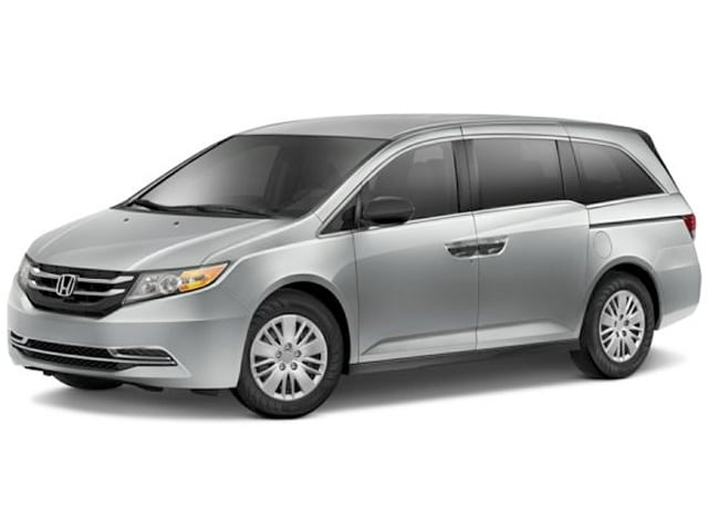 New 2016 Honda Odyssey LX Van Passenger Van for sale in the Boston MA area