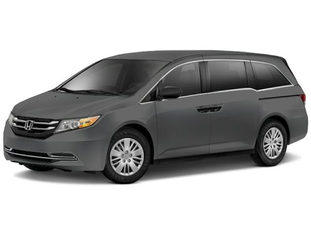 New 2016 Honda Odyssey LX Van in Houston