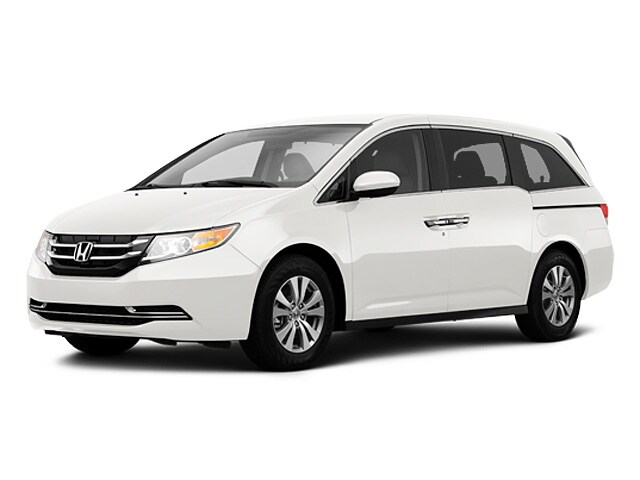 New 2016 Honda Odyssey SE Van for sale in Houston