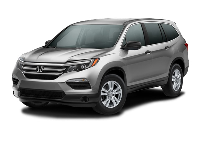 New 2016 Honda Pilot LX w/ Leather & DVD SUV for sale in the Boston MA area