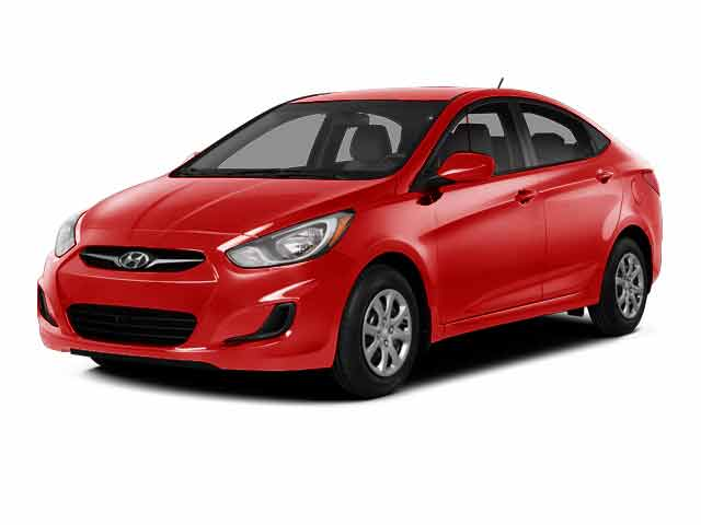 2016 Hyundai Accent Sedan