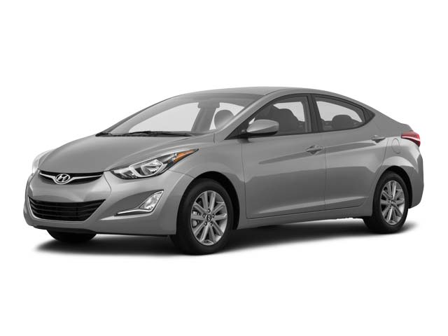 Used 2016 Hyundai Elantra Value Edition Sedan 4D Sedan Berkeley