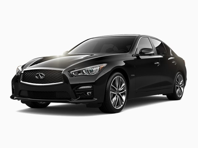 2016 INFINITI Q50 3.0t Red Sport 400 HP AWD Sedan