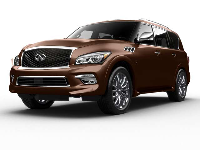 New 2016 INFINITI QX80 5.6 Limited AWD SUV for sale in Boston MA