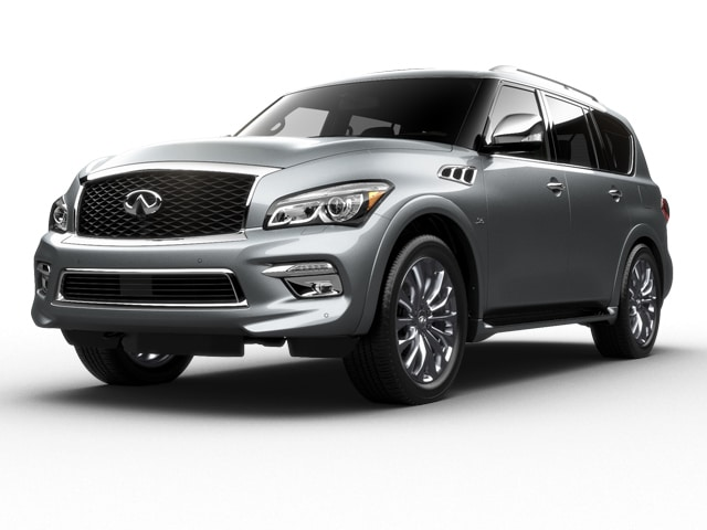 New 2016 Infiniti QX80 5.6 Limited AWD SUV for sale in the Boston MA area