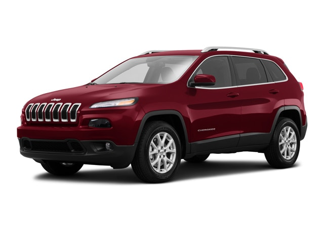 2016 Jeep Cherokee Latitude 4x4 SUV at Jack Key Auto Group