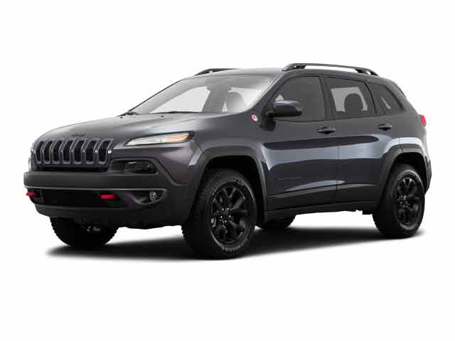 New 2016 Jeep Cherokee 2016 JEEP CHEROKEE TRAILHAWK 4DR SUV 107 WB 4WD SUV Minneapolis