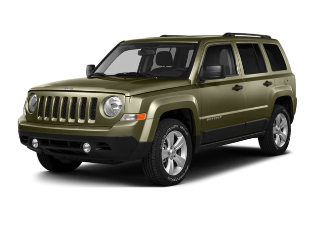 Used 2016 Jeep Patriot Latitude SUV Houston