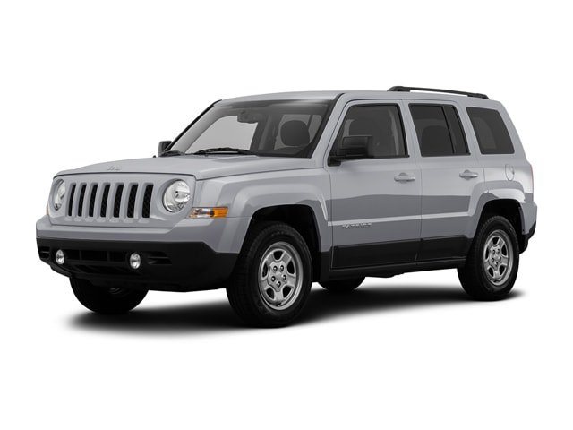 2016 Jeep Patriot Sport FWD SUV