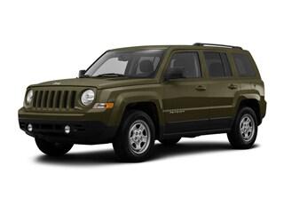 Autonation Jeep Denver >> Jeep Patriot Models & Color Options Golden, CO | AutoNation Chrysler Jeep West