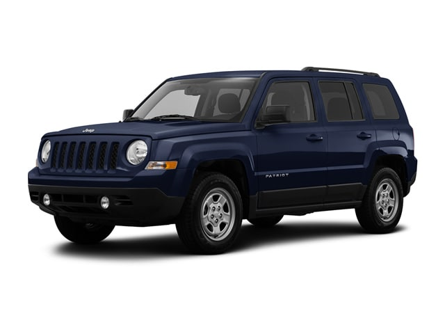 New 2016 Jeep Patriot For Sale Tucson Az Vin