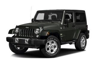 2016 Jeep Wrangler SUV Tank