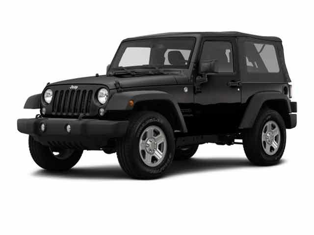 2016 Jeep Wrangler Sport 4WD