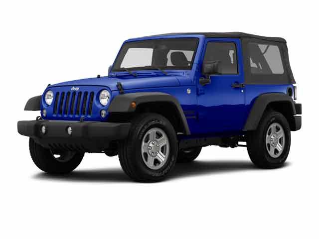 New 2016 Jeep Wrangler, $34335