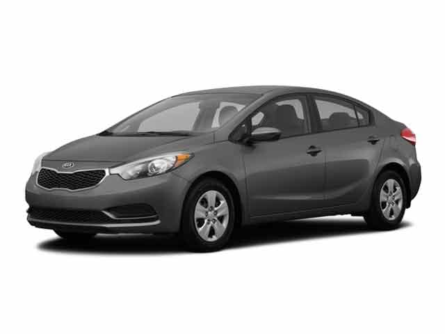 New 2016 Kia Forte LX FWD Sedan near Boston