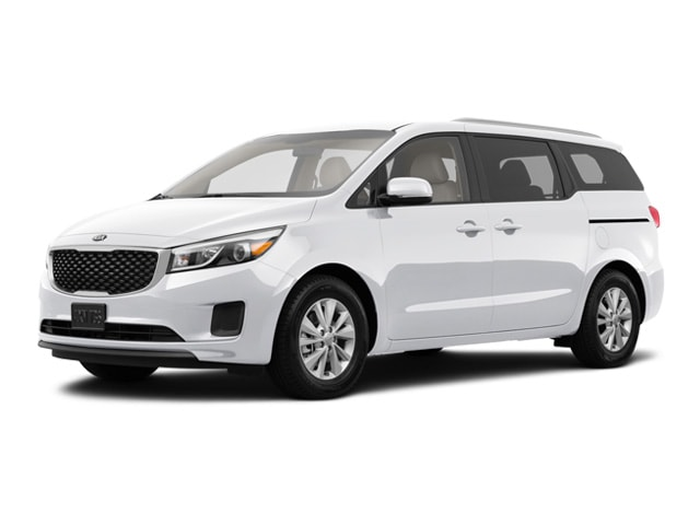 New 2016 Kia Sedona LX FWD Van Burlington, MA