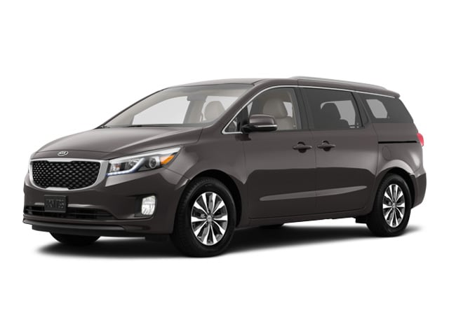 New 2016 Kia Sedona EX FWD Van Burlington, MA
