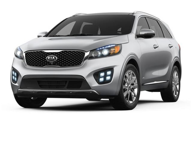 New 2016 Kia Sorento 3.3L SXL SUV in Titanium Silver at Smail Kia in