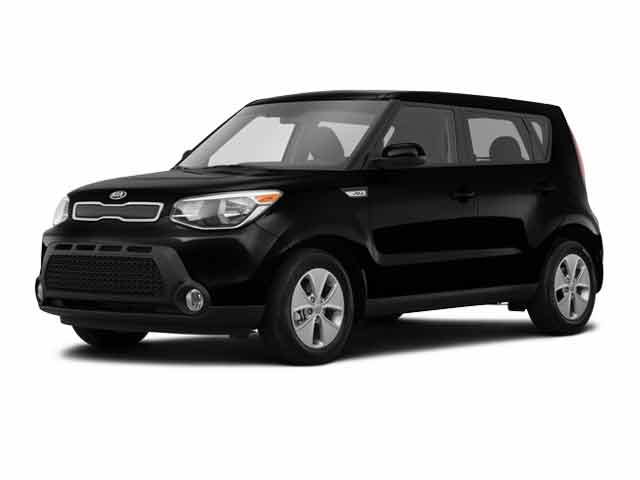 New 2016 Kia Soul Base FWD Hatchback for sale in the Boston MA area