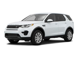2016 Land Rover Discovery Sport SUV Yulong White Metallic