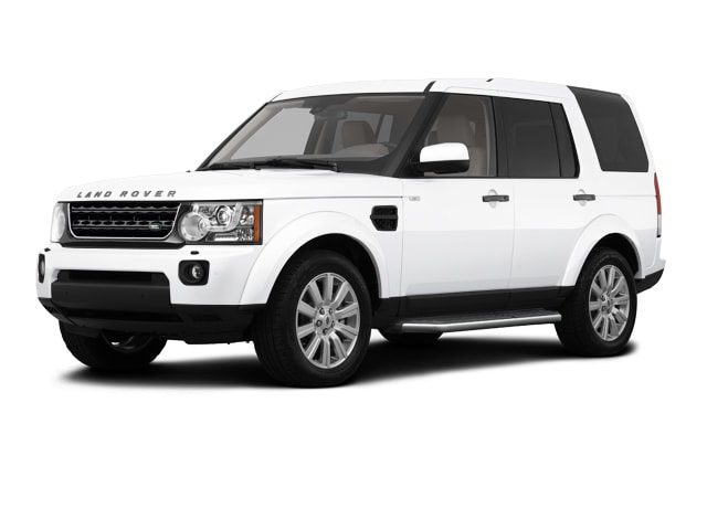 2016 Land Rover LR4 HSE LUX SUV