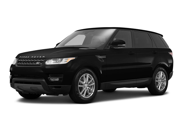 New 2016 Land Rover Range Rover Sport 3.0L V6 Supercharged HSE SUV for sale in the Boston MA area