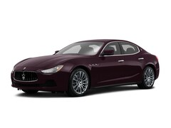 Used 2016 Maserati Ghibli S Sedan Davie