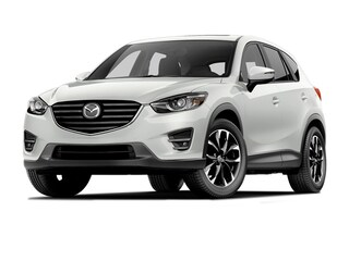 Used 2016 Mazda Mazda CX-5 Grand Touring SUV JM3KE2DY4G0601130 for sale in Huntington Beach, CA at McKenna 'Surf City' Volkswagen