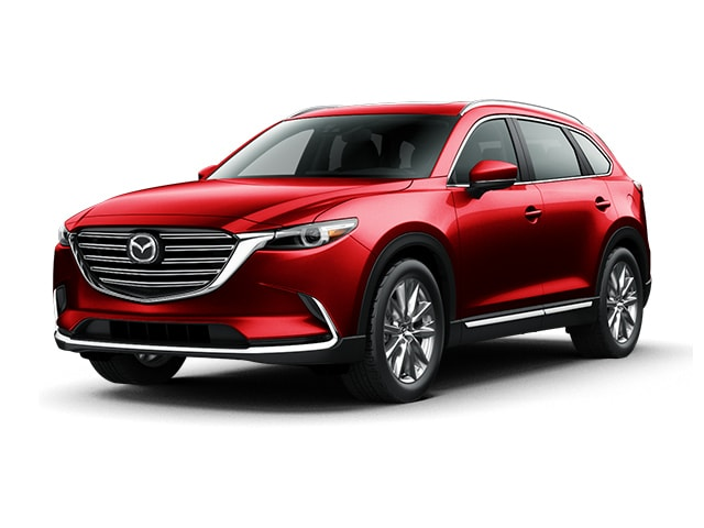 New 2016 Mazda Mazda CX-9 GT AWD Sport Utility near Minneapolis & St. Paul MN