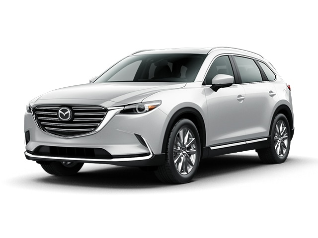 New 2016 Mazda Mazda CX-9 SIGNATURE AWD Sport Utility near Minneapolis & St. Paul MN