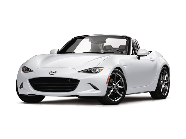 2016 Mazda Miata Grand Touring Convertible