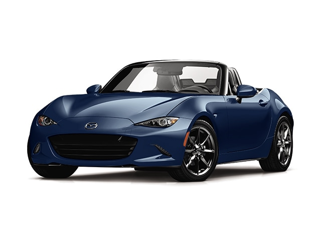 2016 Mazda Mazda MX-5 Miata Grand Touring Convertible I-4 cyl
