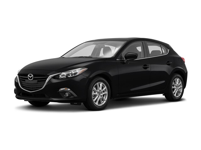 New 2016 Mazda Mazda3 I GR TOURING HATCH Hatchback Minneapolis