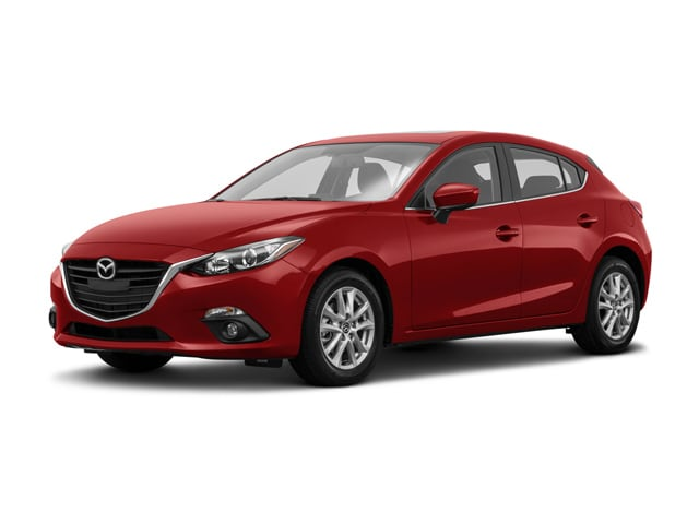 New 2016 Mazda Mazda3 I GR TOURING HATCH Hatchback near Minneapolis & St. Paul MN