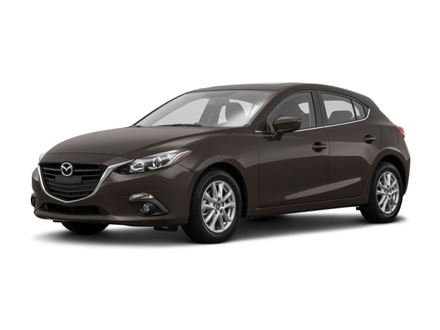 New 2016 Mazda Mazda3 I TOURING HATCH. Hatchback near Minneapolis & St. Paul MN