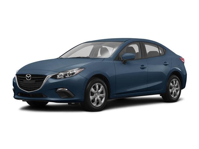 New 2016 Mazda Mazda3 I SPORT SEDAN. Sedan Minneapolis