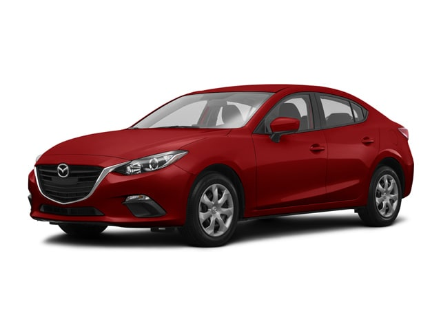 New 2016 Mazda Mazda3 I SPORT SEDAN Sedan near Minneapolis & St. Paul MN