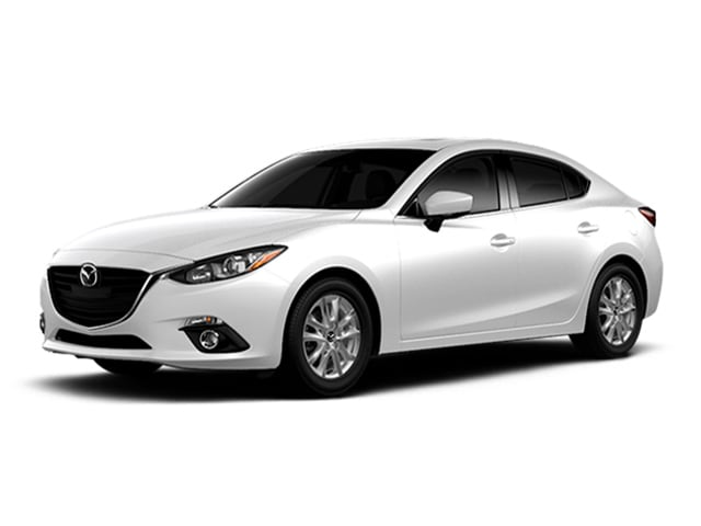 New 2016 Mazda Mazda3 I TOURING SEDAN Sedan Minneapolis