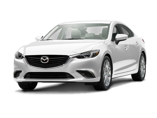 2016 Mazda Mazda6 i Sport Sedan for sale in Medina, OH at Brunswick Mazda