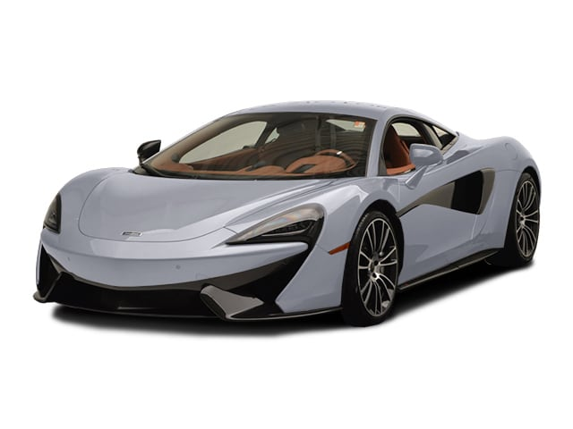 Used 2016 McLaren 570S Coupe Near Fort Lauderdale