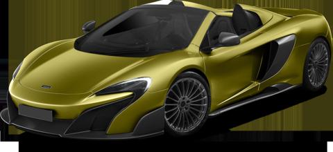 2016 McLaren 675LT Coupe Spider