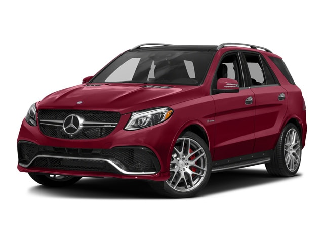 2016 Mercedes-Benz AMG GLE S 4MATIC SUV