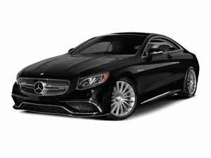 2016 Mercedes-Benz AMG S 65 AMG S 65