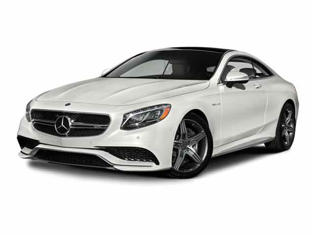 2016 Mercedes-Benz AMG S63 4MATIC AMG S63 Coupe