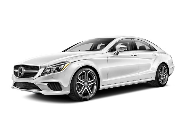 2016 Mercedes-Benz CLS CLS550 Coupe