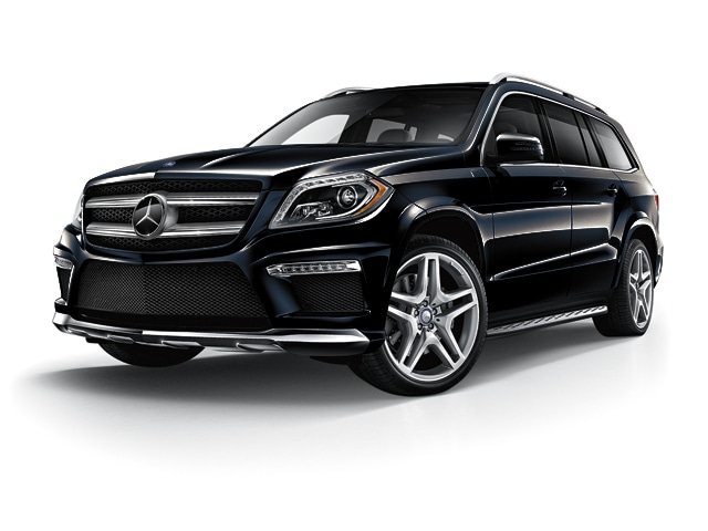 New 2016 Mercedes-Benz GL-Class GL 550 4MATIC SUV for sale in the Boston MA area