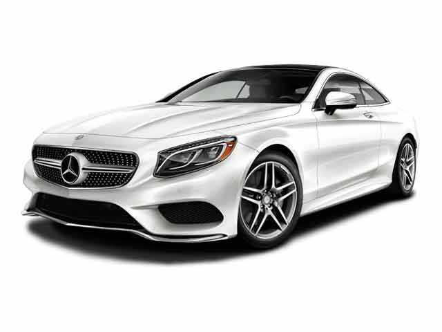2016 Mercedes-Benz S-Class S550 4MATIC Sport Coupe